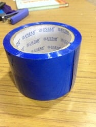 Blue Adhesive Tapes