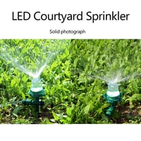 LED Garden Lawn Sprinkler
