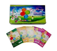 Water Soluble Paper Soap