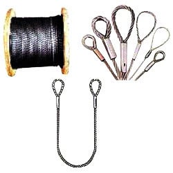 Wire Rope And Wire Rope Slings