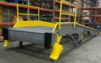 Heavy Duty Mobile Vehicle Ramps