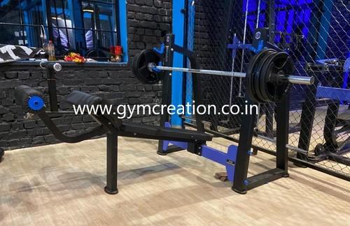 Gym Decline Bench Press Olympic