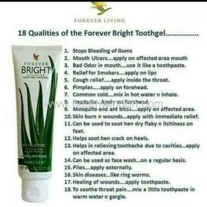 Forever Bright Tooth Gel