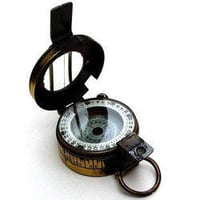 Highly Efficient Prismatic Compass