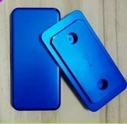 3d Mobile Cover Metal Mould