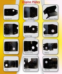 Best Quality Engine Plate