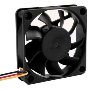 Plastic Cooling Fan For Cpu