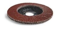 Rugged Construction Flap Disc