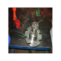 Industrial Collet Clamping Fixture