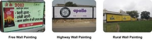 Advertising Wall Painting Services
