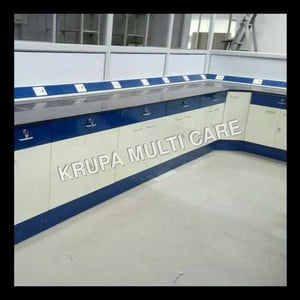 Modular Lab Tables With Granite Top