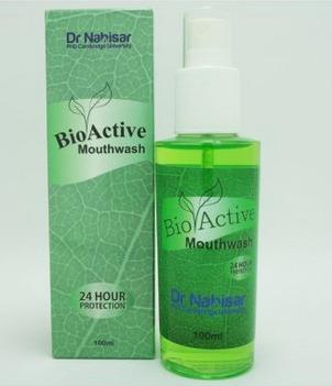Bioactive Mouthwash