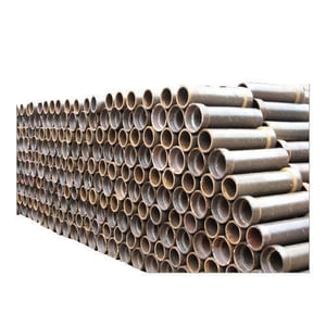 High Strength Sewer Stoneware Pipes