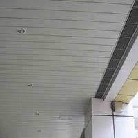 Commercial POP Ceiling Work