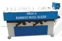 Corrosion Resistance Bamboo Slicing Machine