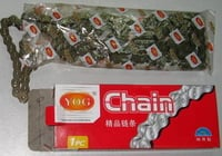 Motorcycle Chain of 428H-112L (Yog)