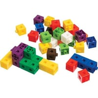 Sturdy Construction Linking Cubes