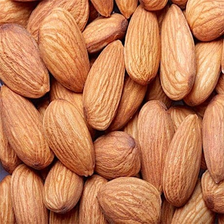 Almond Kernel Nuts Good Taste