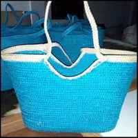 Natural Jute Ladies Handbags