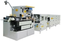 Flawless Finish Tin Printing Machine