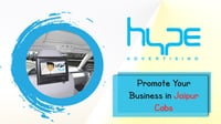 Video Advertising Cabs Service