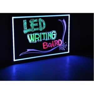 Reliable LED Writing Board