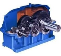Heavy Duty Gear Boxes