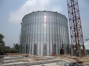 Robust Structure Steel Silo