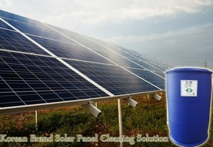 Solar Panel Cleaning Solution