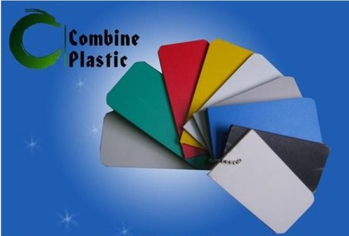 Multi Color PVC Panel