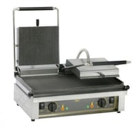 Electric Contact Grill Double