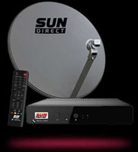 Sun Direct DTH System