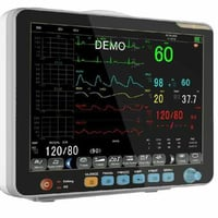 Modern Multipara Patient Monitor
