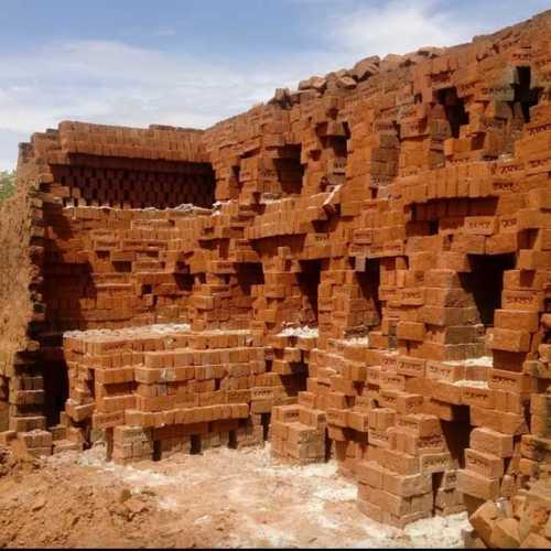 Red Sk Bricks For Construction