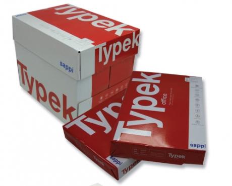 A4 & A3 Office Copy Paper 100% Virgin Wood Pulp (Typek)