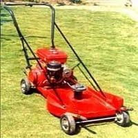Honda Engine Lawn Mower