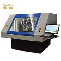PCB CNC 2-Axis Drilling Machine and Routing Machine