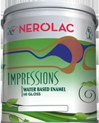 Impression Hi Gloss Enamel From Goodlass Nerolac Paint
