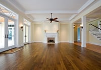 Natural Pattern Solid Wooden Flooring