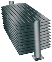 Radiator For Transformers