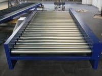 High Power Roller Conveyors