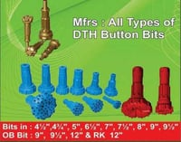DTH Button Bits For drilling