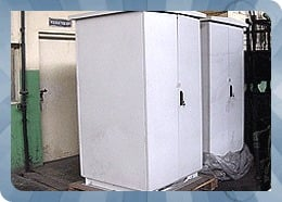 Excellent Finished Telecom Cabinets