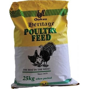 Pp Bags For Poultry Feed