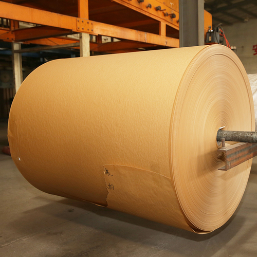 Recyclable Brown Kraft Paper