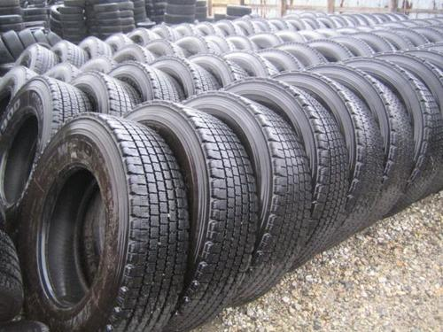 Tubeless and Radial Design Used Tyres