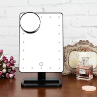 LED Cosmetic Mirror With Battery