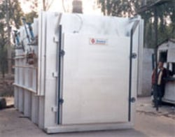 Oil Fired Chamber Furnaces