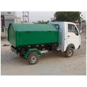 Highly Efficient Garbage Tipper