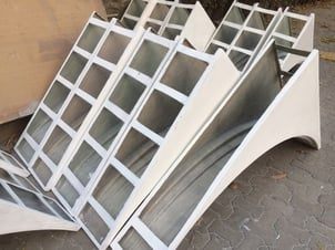 Fine Quality Arch Roof